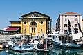 Piran harbour Tartini theatre Aquarium.jpg