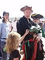 Pirate Libby & Dragon on the Penzance Prom (5873774873).jpg
