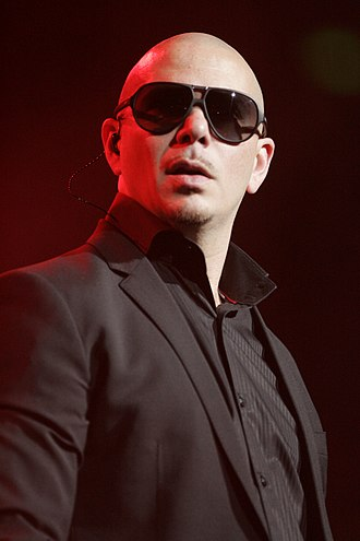 Pitbull (rapper) - Pitbull in 2012