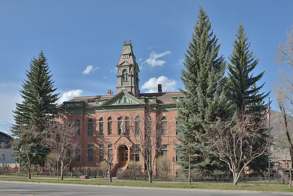 Pitkin County Courthouse Aspen 2015