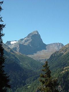 Oberhalbstein Alps mountain range