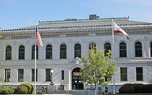 Gerichtsgebäude von Placerville