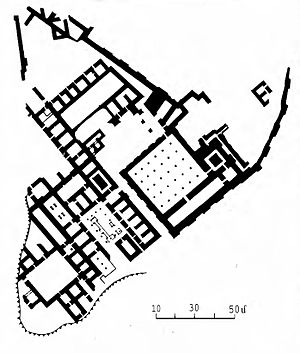 Plan of Erebuni castle.jpg