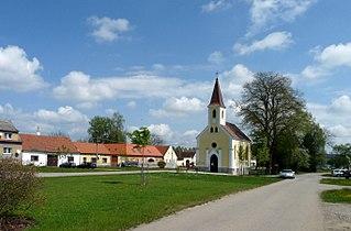 Planá (České Budějovice District) Municipality in South Bohemian, Czech Republic