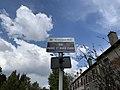 Plaque Rue Pierre Marie Curie - Rosny-sous-Bois (FR93) - 2021-04-15 - 2.jpg