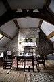 Plas Mawr - interior, view of attic room.jpg