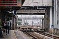 Platform 1B, TRA North Hsinchu Station 20160206b.jpg