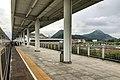 Platform 1 of Gongcheng Railway Station (20190420093035).jpg