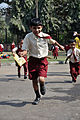 Playful Schoolchildren - Science City - Kolkata 2011-01-28 0299.JPG