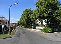 Poděbrady, Velké Zboží, Nádražní street.jpg