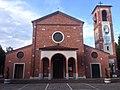 Pogliano Milanese - Parrocchia Santuario Santa Rita da Cascia - Via Asilo 5 Strada Statale del Sempione - panoramio (2).jpg