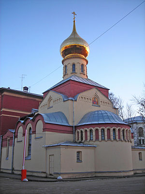 Pokrov church Saint Petersburg.JPG, автор: Medved'
