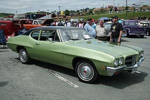 Pontiac LeMans - 1972 Pontiac Le Mans coupe