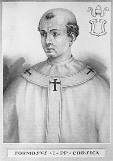 Pope Formosus pope