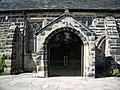 Porch, St Michael, Aughton Parish Church - geograph.org.uk - 535485.jpg