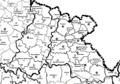 Porovnání umístění Soudních okresů s původním feudálním Hradeckým a Bydžovským krajem, jehož základní jednotkou bylo panství.png