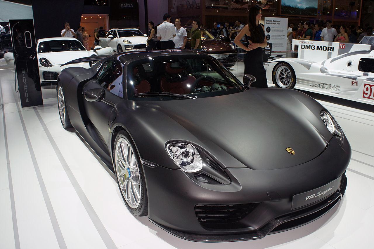 Cars Under 3000 >> File:Porsche 918 Spyder SAO 2014 0282.JPG - Wikimedia Commons
