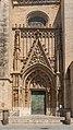 Portail du baptême cathédrale Seville Spain.jpg