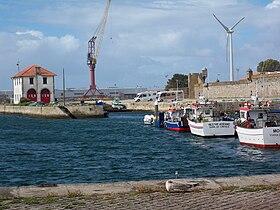 Porto de Viana do Castelo.JPG