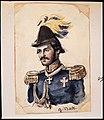 Porträtt av Gillis Bildt i högtidsuniform. Akvarell av Fritz von Dardel - Nordiska museet - NMA.0037339.jpg