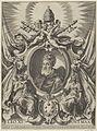 Portrait of Pope Leo X in a decorative border MET DP836883.jpg