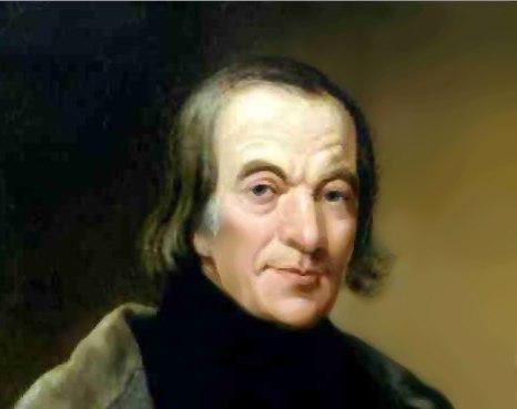 Portrait of Robert Owen (1771 - 1858) by John Cranch, 1845