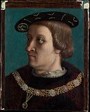 Portrait of a Man Wearing the Order of the Annunziata of Savoy MET DP134700.jpg