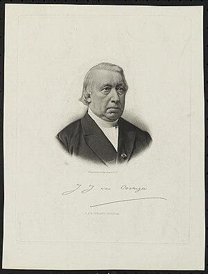 Jan Jacob van Oosterzee