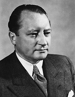 Vladimír Clementis Slovak nation politician, member of Czechoslovak national parliament and Czechoslovak minister of foreign affairs (1902-1952)