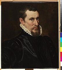 Portrait of Gillis Beys