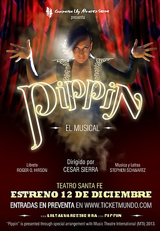 Pippin (musical) - Pippin Venezuela 2013