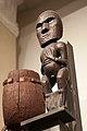 Pou whakarae - Maori stockade post (9835).jpg