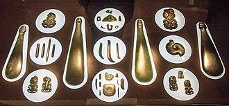 Pounamu - A wide range of pounamu objects