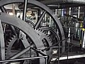 Power Up - Thinktank Birmingham Science Museum - Rolling Mill Engines - wheels (8623291771).jpg