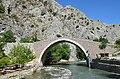 Pozantı Ak Köprü, old stone bridge restored in various periods, Cappadocia, Turkey (37552274866).jpg