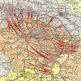 Prague Offensive last major Soviet operation of WWII in Europe