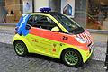Prague Praha 2014 Holmstad ambulanse.jpg