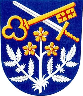 Řeporyje - Image: Praha Řeporyje znak