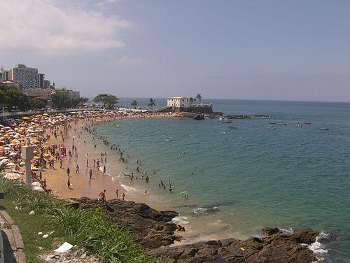 Thumbnail from Porto da Barra Beach