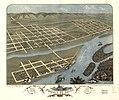 Prairie du Chien, Crawford County, Wisconsin 1870. LOC 73694549.jpg