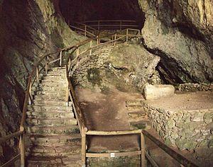 Predjama Castle - Cave of Predjama Castle