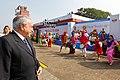Presidente Michel Temer e a Primeira Dama Marcela Temer, durante sua chegada a Goa (33786442923).jpg