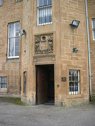 Royal Musselburgh Golf Club - Image: Prestongrange House 01