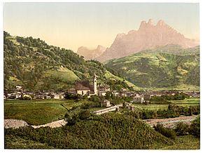 Primiero tra il 1890 e il 1900