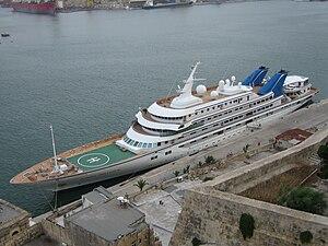 Abdul Aziz bin Fahd - The Prince Abdulaziz super yacht