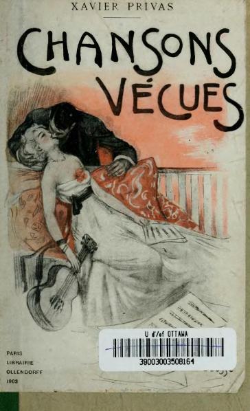 File:Privas - Chansons vécues, 1903.djvu