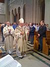 Procession2 - His Eminence William Cardinal Levada.jpg