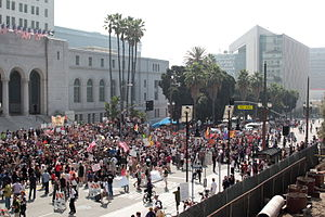 Protest at Los Angeles City Hall (6248466227).jpg