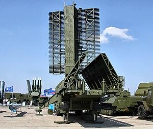 Protivnik-GE radar - MAKS 2011.jpg