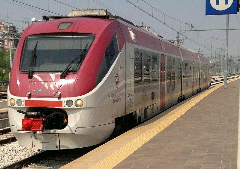 Treno - foto di Lucaf1